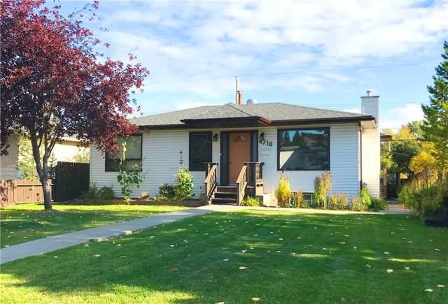4716 70 Street NW, Calgary, AB T3B 2K6 (#C4270709) :: Redline Real Estate Group Inc