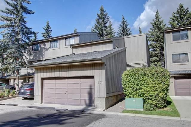 10401 19 Street SW #47, Calgary, AB T2W 3E7 (#C4270722) :: Calgary Homefinders