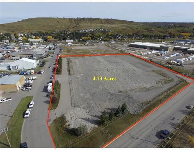 240 Second Avenue E, Cochrane, AB T4C 0P6 (#C4270742) :: Redline Real Estate Group Inc