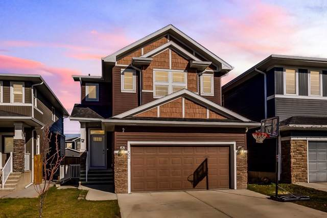 52 Redstone Park NE, Calgary, AB T3N 0J8 (#C4270750) :: Redline Real Estate Group Inc