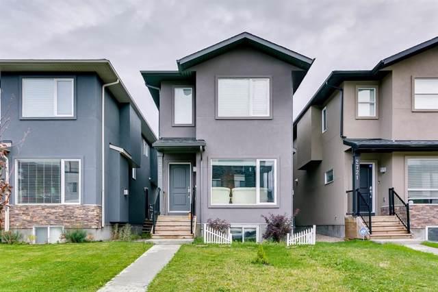 2723 14 Avenue SE, Calgary, AB T2A 0J7 (#C4270761) :: Redline Real Estate Group Inc