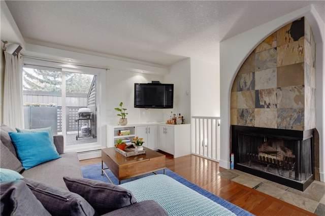 616 24 Avenue SW #15, Calgary, AB T2S 0K6 (#C4270791) :: Redline Real Estate Group Inc