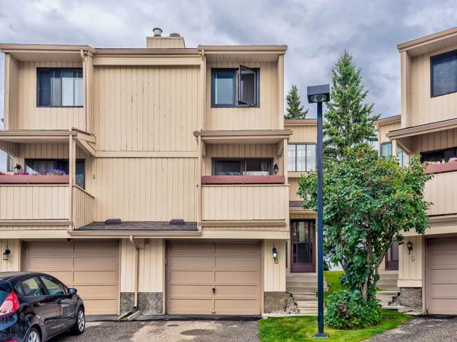 225 Berwick Drive NW #8, Calgary, AB T3K 1P6 (#C4270814) :: Redline Real Estate Group Inc