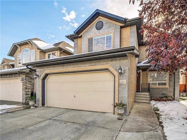 19 Strathlea Common SW, Calgary, AB T3H 5C5 (#C4270836) :: Redline Real Estate Group Inc