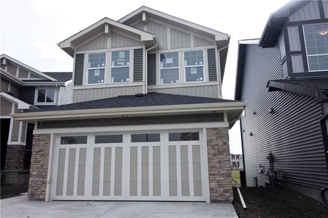 128 Sundown View, Cochrane, AB T4C 2N9 (#C4270853) :: Calgary Homefinders