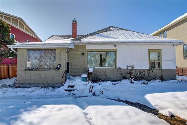 2023 7 Avenue SE, Calgary, AB T2G 0K2 (#C4270858) :: Calgary Homefinders