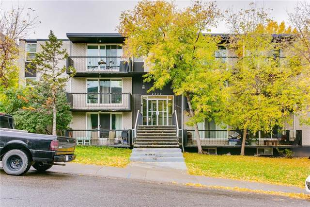 2137 17 Street SW #106, Calgary, AB T2R 4M5 (#C4270862) :: Virtu Real Estate