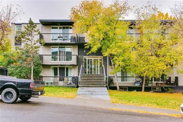 2137 17 Street SW #106, Calgary, AB T2R 4M5 (#C4270862) :: Calgary Homefinders