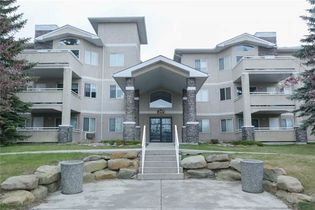 20 Country Hills View NW #107, Calgary, AB T3K 5A3 (#C4270872) :: Redline Real Estate Group Inc
