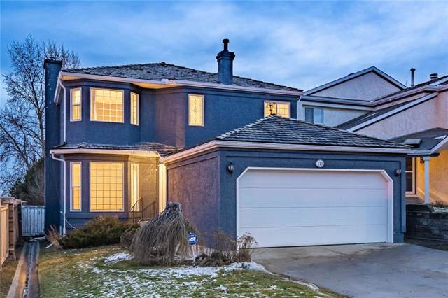 110 Sidon Crescent SW, Calgary, AB T3H 2C5 (#C4270876) :: Redline Real Estate Group Inc