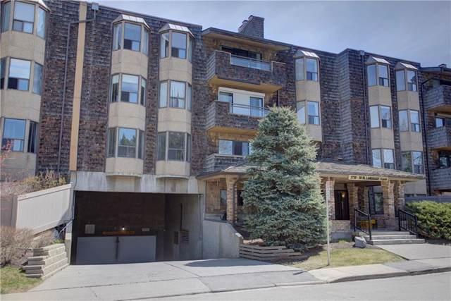 3730 50 Street NW #117, Calgary, AB T3A 2V9 (#C4270889) :: Redline Real Estate Group Inc