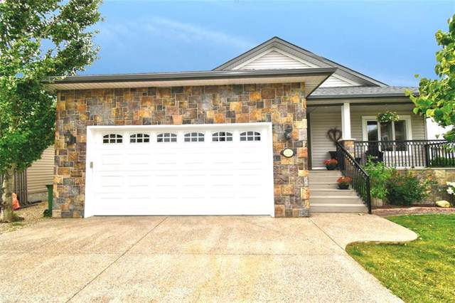130 Strathmore Lakes Place, Strathmore, AB T1P 1Y6 (#C4270908) :: Redline Real Estate Group Inc