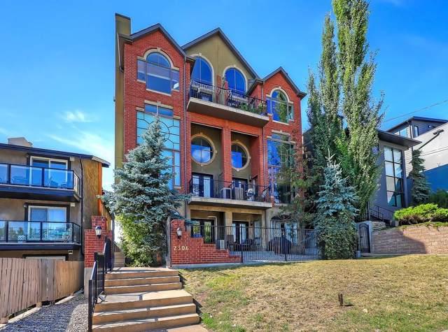 2306 17B Street SW #203, Calgary, AB T2T 4S8 (#C4270909) :: Calgary Homefinders