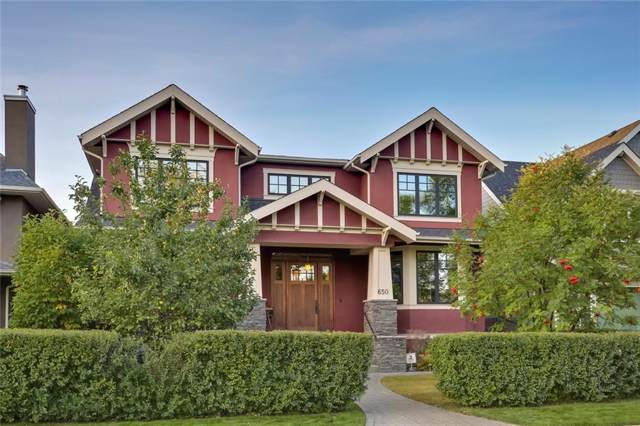 650 29 Avenue NW, Calgary, AB T2M 2M7 (#C4270913) :: Calgary Homefinders