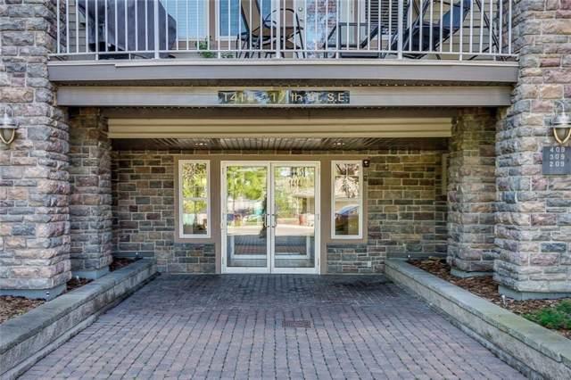 1414 17 Street SE #214, Calgary, AB T2G 5S6 (#C4270915) :: Canmore & Banff