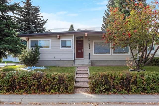 4803 Vanguard Road NW, Calgary, AB T3A 0R5 (#C4270920) :: Redline Real Estate Group Inc