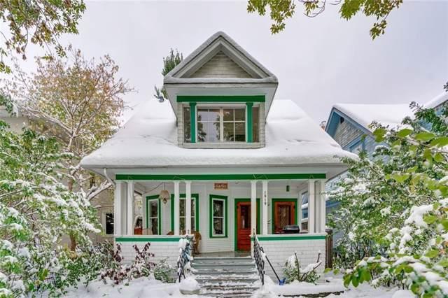 1919 5A Street SW, Calgary, AB T2S 2G2 (#C4270927) :: Redline Real Estate Group Inc