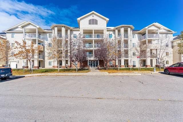 17 Country Village Bay NE #103, Calgary, AB T3K 5J7 (#C4270932) :: Redline Real Estate Group Inc