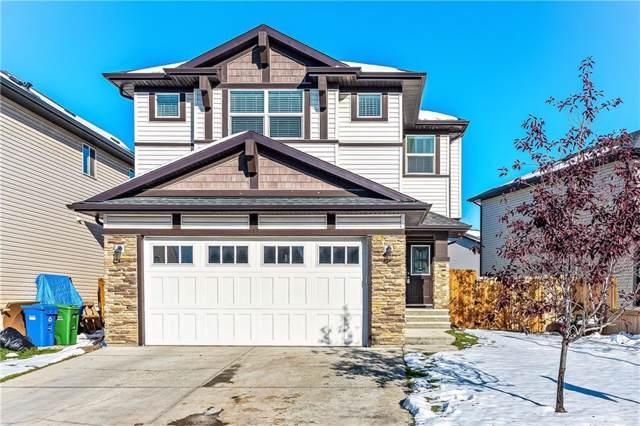 315 Skyview Shores Manor NE, Calgary, AB T3N 0H8 (#C4270936) :: Calgary Homefinders