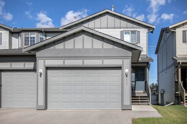 720 Willowbrook Road NW #505, Airdrie, AB T4B 2Y9 (#C4270939) :: Redline Real Estate Group Inc