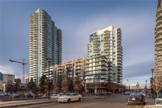 519 Riverfront Avenue SE #402, Calgary, AB T2G 1K6 (#C4270962) :: Redline Real Estate Group Inc