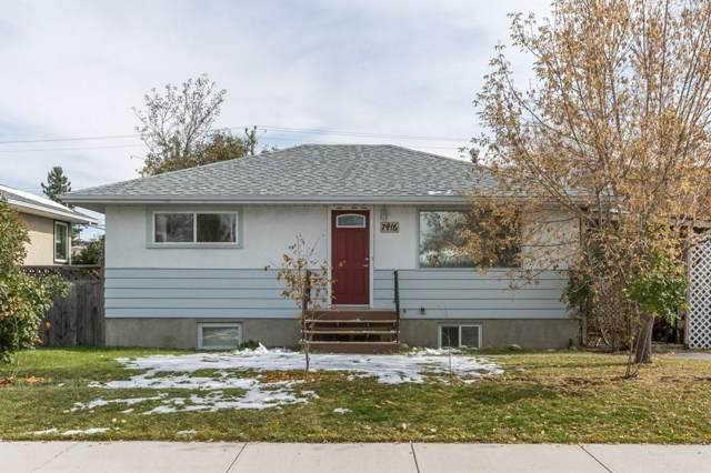 7416 23 Street SE, Calgary, AB T2C 0X9 (#C4270963) :: Redline Real Estate Group Inc