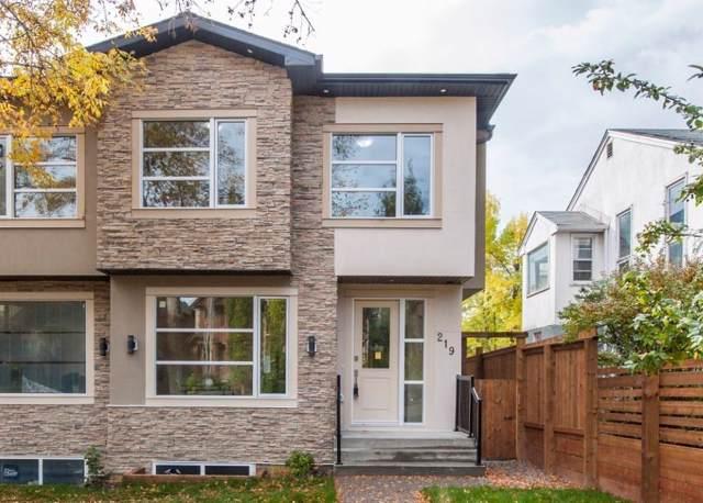 219 29 Avenue NW, Calgary, AB T2M 2M2 (#C4270979) :: Calgary Homefinders