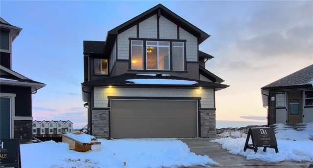 12 Ranchers Bay, Okotoks, AB T1S 0P2 (#C4270990) :: Redline Real Estate Group Inc