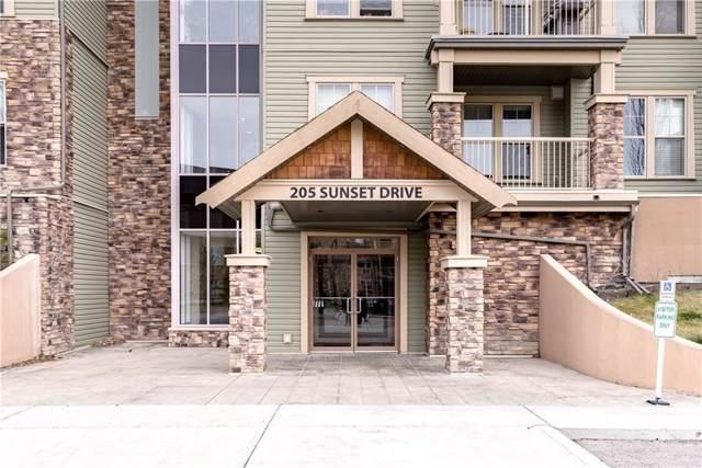 205 Sunset Drive #218, Cochrane, AB T4C 0H6 (#C4271005) :: Calgary Homefinders