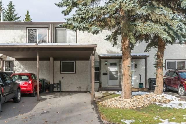 9930 Bonaventure Drive SE #111, Calgary, AB T2J 4L4 (#C4271014) :: Redline Real Estate Group Inc
