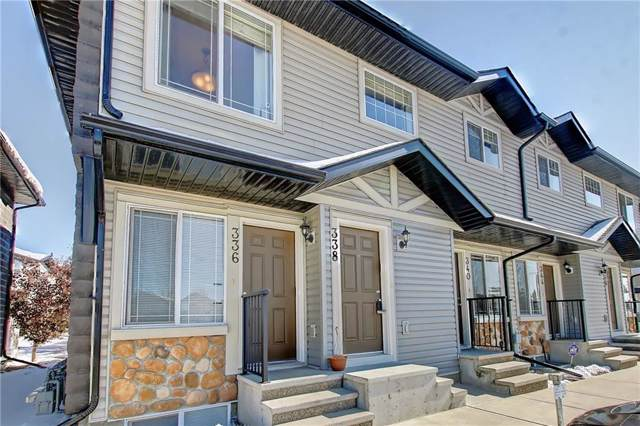Saddlebrook Point(E) NE #338, Calgary, AB T3J 0G4 (#C4271015) :: Redline Real Estate Group Inc