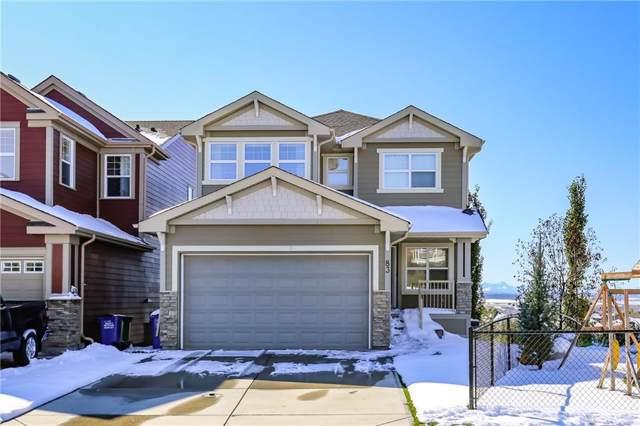 83 Sunset Way, Cochrane, AB T4C 0G2 (#C4271016) :: Calgary Homefinders