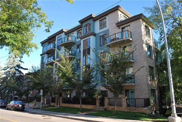 108 25 Avenue SW #402, Calgary, AB T2S 0K9 (#C4271029) :: Redline Real Estate Group Inc