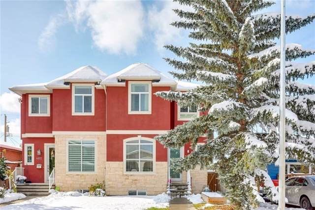 4619 84 Street NW, Calgary, AB T3B 2R4 (#C4271032) :: Redline Real Estate Group Inc