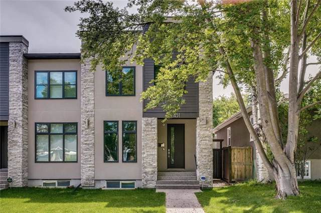 451 22 Avenue NW, Calgary, AB T2M 1N4 (#C4271045) :: Calgary Homefinders