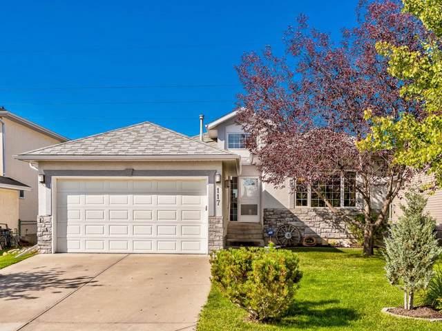 117 West Terrace Rise, Cochrane, AB T4C 1S3 (#C4271049) :: Redline Real Estate Group Inc