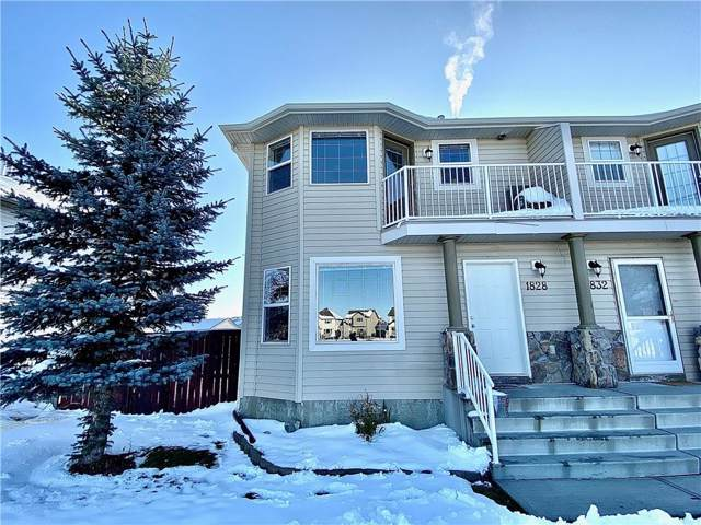 1828 High Country Drive NW, High River, AB T1V 1Z7 (#C4271061) :: Calgary Homefinders