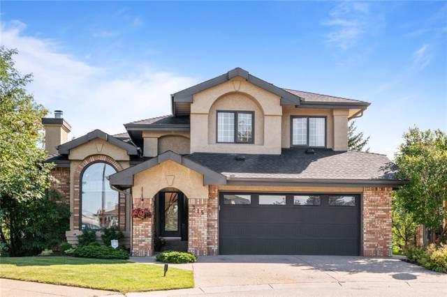 315 Christie Knoll Point(E) SW, Calgary, AB T3H 2V2 (#C4271064) :: Redline Real Estate Group Inc