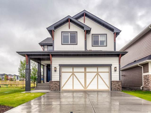 123 Ranchers View, Okotoks, AB T1S 5R7 (#C4271079) :: Redline Real Estate Group Inc