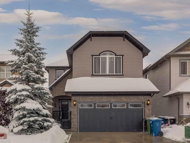84 Silverado Creek Crescent SW, Calgary, AB T2X 0C6 (#C4271082) :: Redline Real Estate Group Inc
