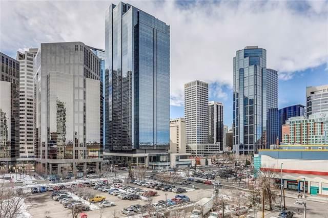 222 Riverfront Avenue SW #221, Calgary, AB T2P 4V9 (#C4271091) :: Redline Real Estate Group Inc