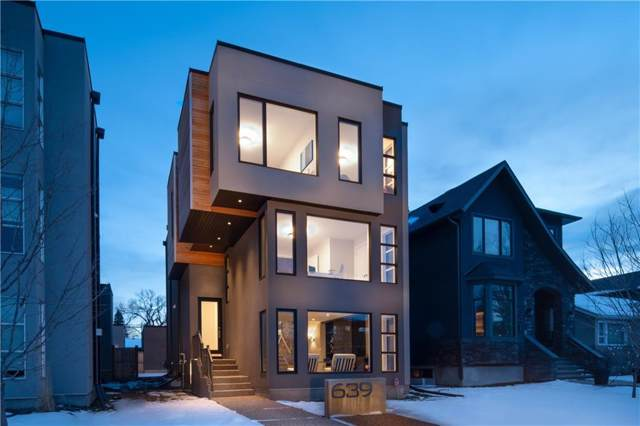 639 26 Avenue NW, Calgary, AB  (#C4271119) :: Redline Real Estate Group Inc