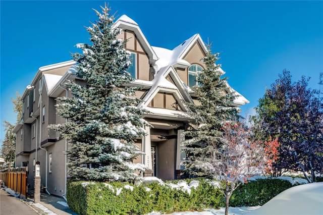 521 34 Street NW #1, Calgary, AB T2N 2X8 (#C4271121) :: Redline Real Estate Group Inc