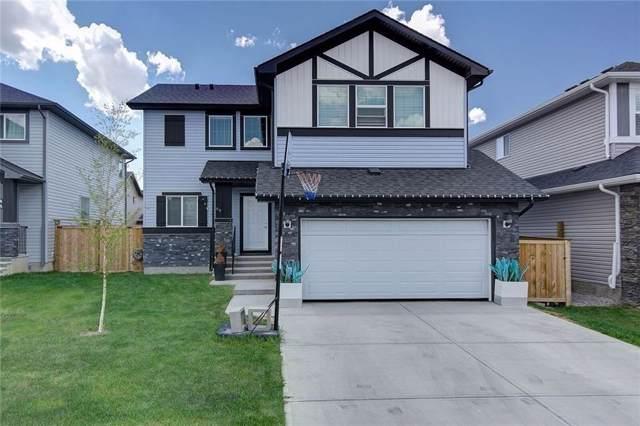 49 Rainbow Falls Boulevard, Chestermere, AB T1X 0S9 (#C4271128) :: Calgary Homefinders