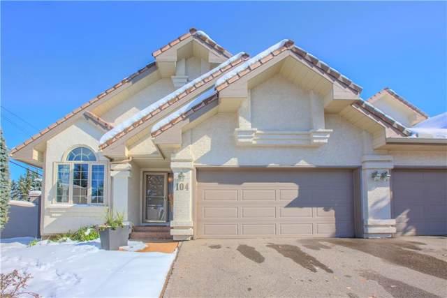 104 Palisbriar Park SW, Calgary, AB T2V 5H5 (#C4271149) :: Redline Real Estate Group Inc