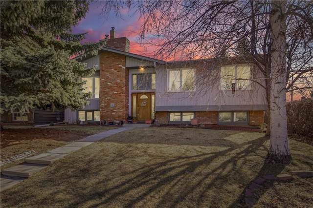 112 Park Estates Place SE, Calgary, AB T2J 3W5 (#C4271152) :: The Cliff Stevenson Group