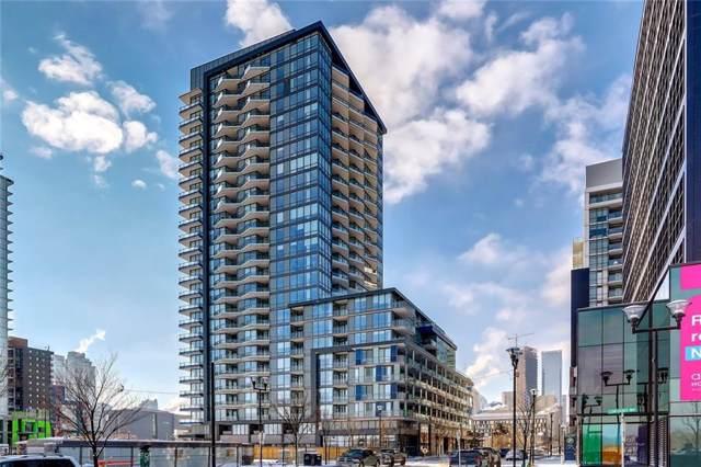 615 6 Avenue SE #1704, Calgary, AB T2G 1S2 (#C4271182) :: Redline Real Estate Group Inc