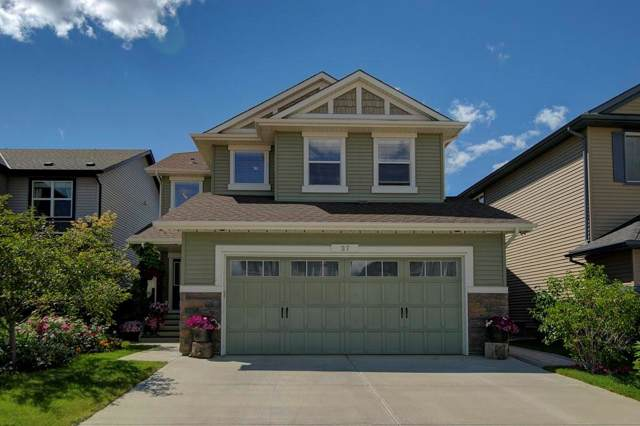 27 Silverado Skies Manor SW, Calgary, AB T2X 0K3 (#C4271185) :: Redline Real Estate Group Inc