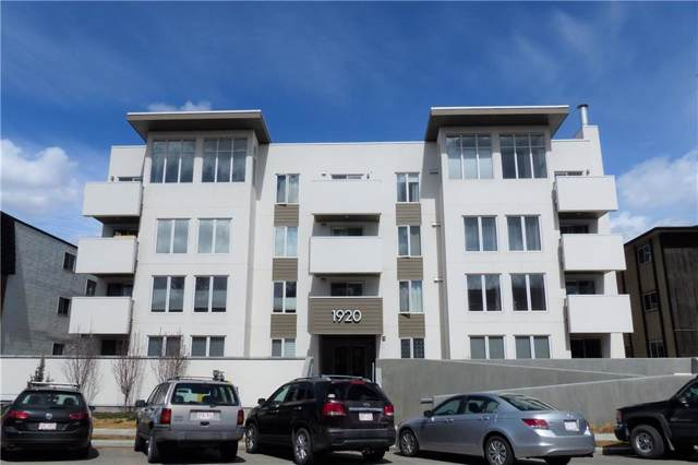 1920 11 Avenue SW #307, Calgary, AB T3C 0N8 (#C4271190) :: Redline Real Estate Group Inc