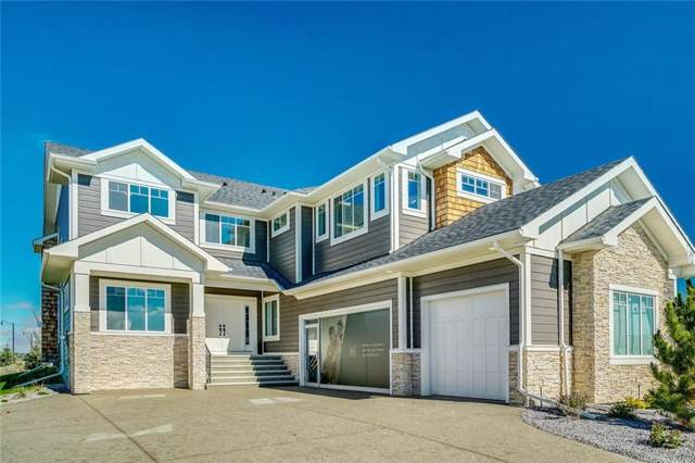 20 Cimarron Estates Gate, Okotoks, AB T1S 0M9 (#C4271198) :: Redline Real Estate Group Inc